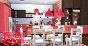 Кухни, столовые (модерн) - Страница 3 Image787