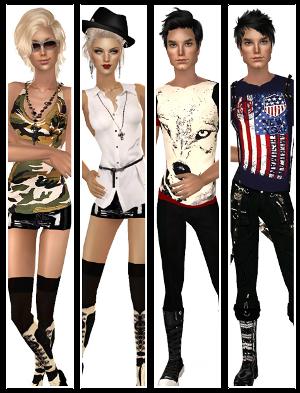 Повседневная одежда - Страница 37 Image847