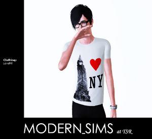 Повседневная одежда (свитера, футболки, рубашки) - Страница 5 Image92