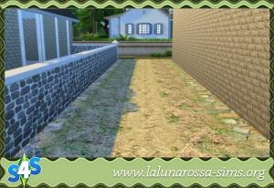 Покрытия для земли Mts_es72