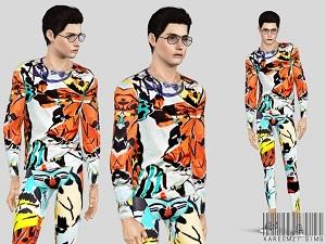 Повседневная одежда (комплекты с брюками, шортами)   - Страница 6 Mts_es96