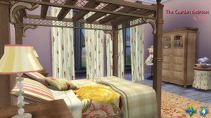 Спальни, кровати (деревенский стиль)   Tumblr24