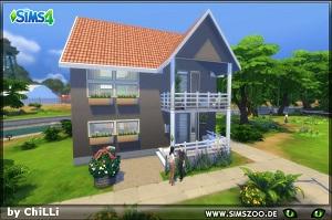 Жилые дома (коттеджи) - Страница 3 W-600100