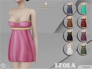 Повседневная одежда (платья, туники) - Страница 5 W-600110