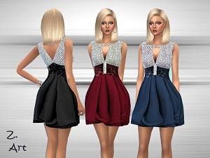 Формальная одежда, свадебные наряды - Страница 4 W-600142
