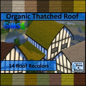 Крыши W-600h14