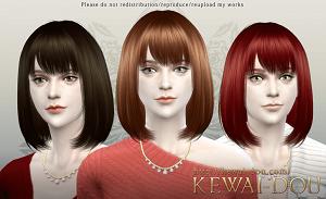 Женские прически (короткие волосы) - Страница 4 W-600h15