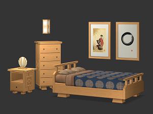 Спальни, кровати (восточные мотивы) - Страница 3 W-600h53