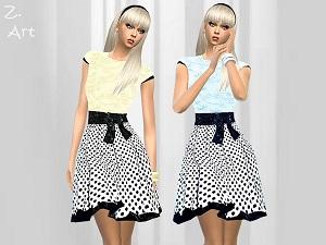 Повседневная одежда (платья, туники) - Страница 5 W-600h67