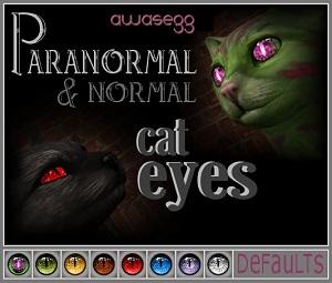 Глаза, скины для животных W-600h71