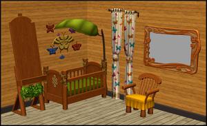 Комнаты для младенцев и тодлеров - Страница 9 W-600h73