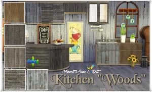 Кухни, столовые (деревенский стиль) Wsuba118