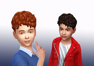 Детские прически Wsuba132
