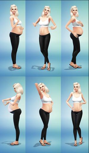 Позы для беременных Wsuba138