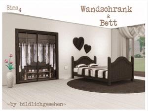 Спальни, кровати (модерн) - Страница 2 Wsuban10