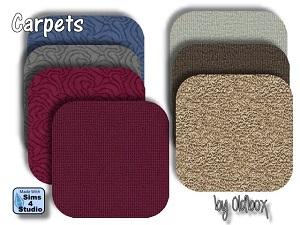 Обои, полы (ковровое покрытие) Wsuban35