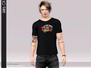 Повседневная одежда (свитера, футболки, рубашки) - Страница 31 Wsuban47