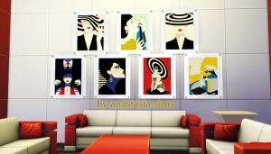 Картины, постеры, настенный декор - Страница 4 Wsuban84