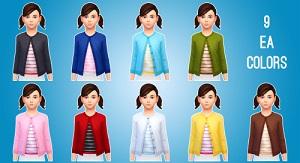 Для детей (топы, рубашки, свитера) - Страница 2 Wsuban89