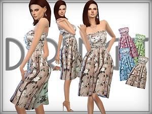 Повседневная одежда (платья, туники) - Страница 6 Wsuban91