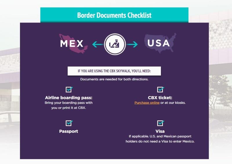 Tijuana arrport transportation to from USA Border10