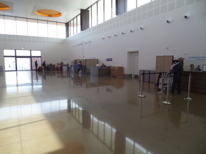 Tijuana arrport transportation to from USA Sam_0120