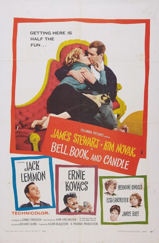 Zvono Knjiga i Sveća (Bell Book and Candle) (1958) Bell-b10