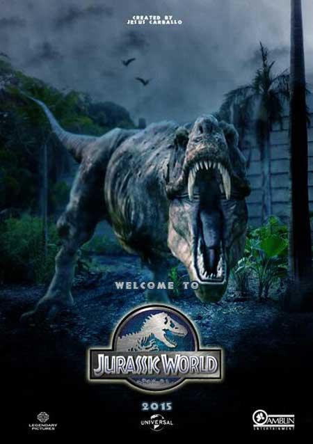 Svet Iz Doba Jure (Jurski Svet) (Jurassic World) (2015) Jurass10