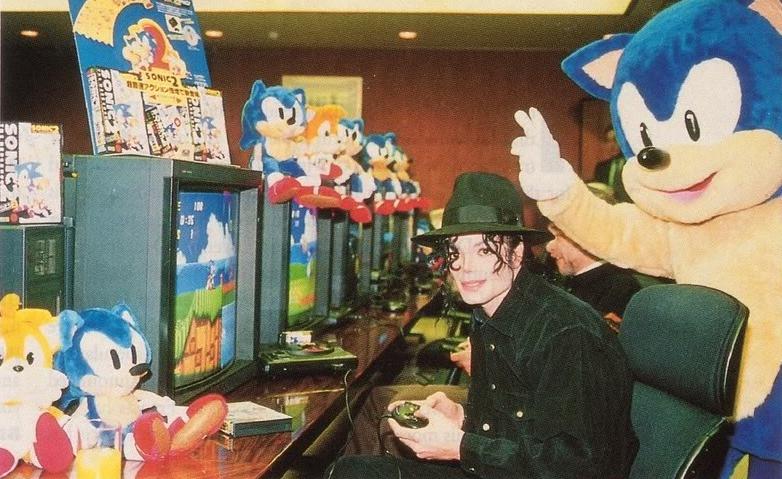 Michael Jackson  / Sonic 3 La vérité Kkkhp_10