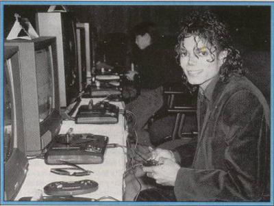 Michael Jackson  / Sonic 3 La vérité Michae10