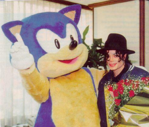 Michael Jackson  / Sonic 3 La vérité Sonic_10