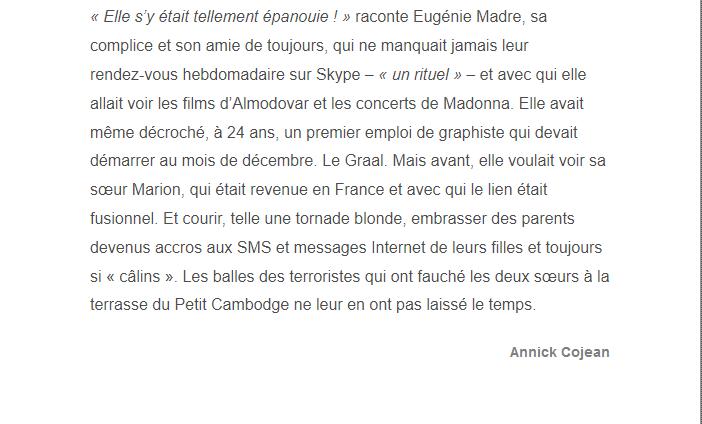 PARIS 13/11/2015 - Page 2 Anna_310