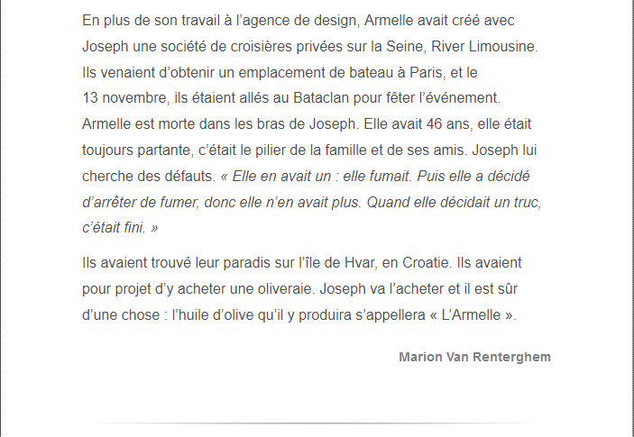 PARIS 13/11/2015 - Page 4 Armell13