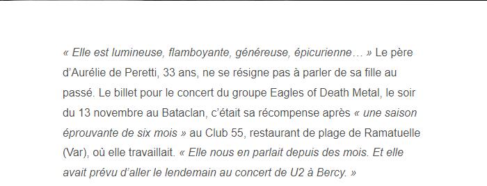 PARIS 13/11/2015 - Page 2 Auryli11