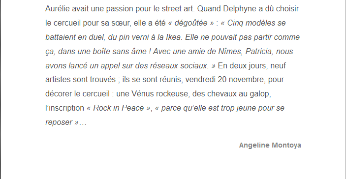 PARIS 13/11/2015 - Page 2 Auryli14