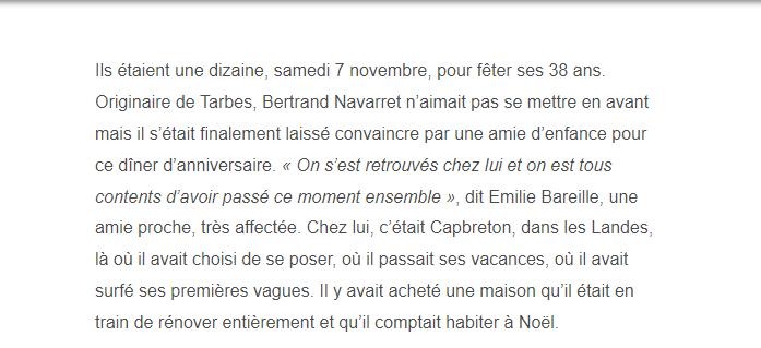 PARIS 13/11/2015 - Page 5 Bertra11