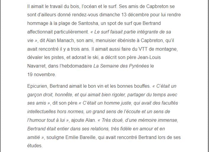 PARIS 13/11/2015 - Page 5 Bertra12