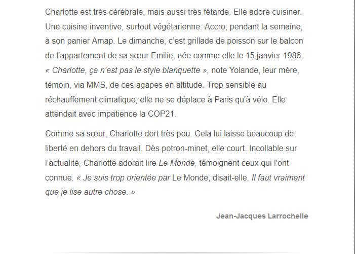 PARIS 13/11/2015 - Page 5 Charlo13