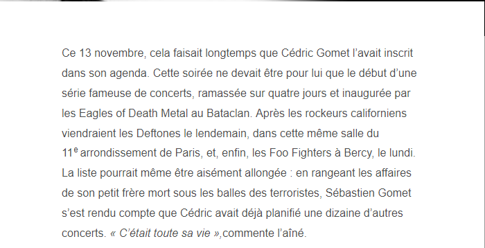 PARIS 13/11/2015 - Page 4 Cydric11