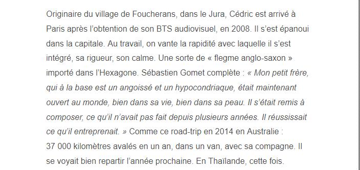 PARIS 13/11/2015 - Page 4 Cydric13