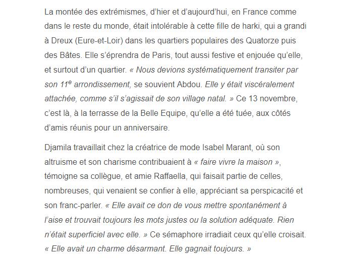 PARIS 13/11/2015 - Page 5 Djamil13