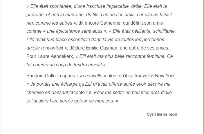 PARIS 13/11/2015 - Page 4 Elif_310
