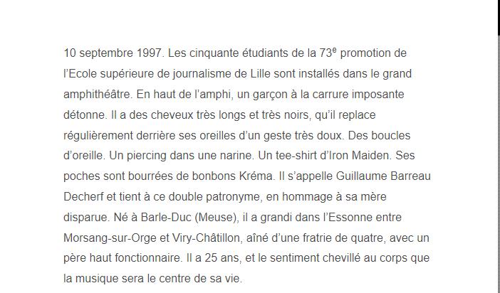 PARIS 13/11/2015 - Page 2 Guilla15