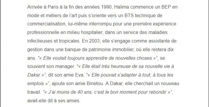 PARIS 13/11/2015 - Page 5 Halima13