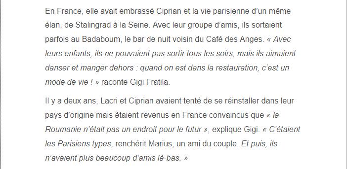 PARIS 13/11/2015 - Page 2 Lacram12