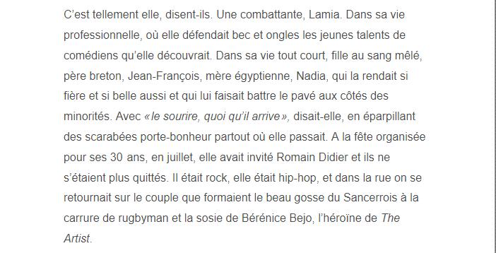 PARIS 13/11/2015 - Page 5 Lamia_12