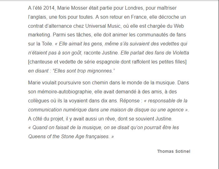 PARIS 13/11/2015 - Page 4 Marie_13