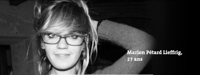 PARIS 13/11/2015 - Page 2 Marion10