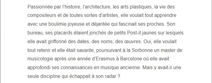 PARIS 13/11/2015 - Page 2 Marion12