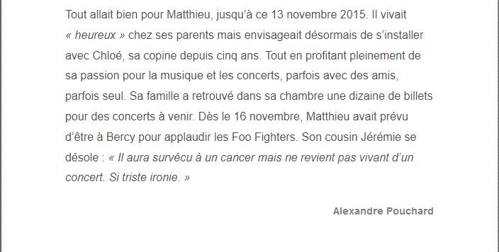 PARIS 13/11/2015 - Page 2 Matthi12